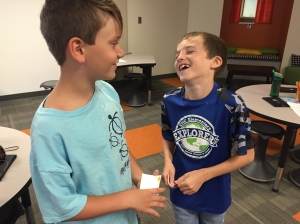 Quiz-Quiz-Trade for PBL Vocabulary Terms